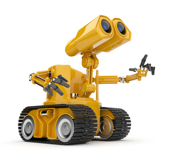 Caterpillar Robot
